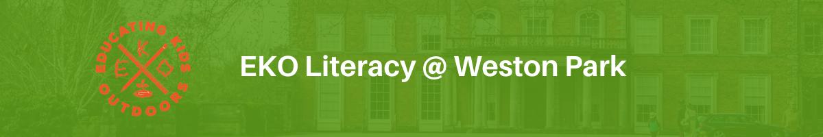 EKO Literacy @ Weston Park